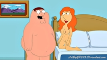 Family_Guy Lois_Griffin Peter_Griffin // 1024x576 // 99.9KB // jpg