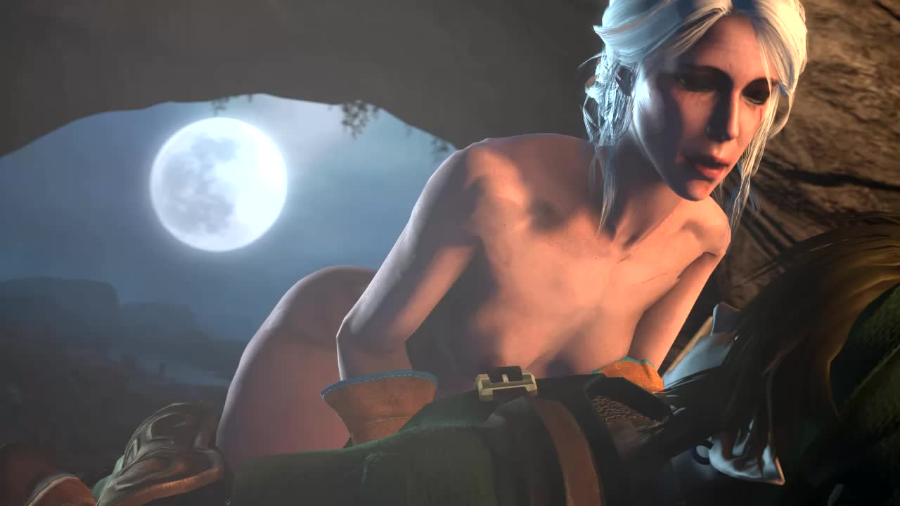 Animated Ciri Crossover Link The_Legend_of_Zelda The_Witcher_3:_Wild_Hunt faphap w33-w33 // 1280x720 // 609.2KB // webm