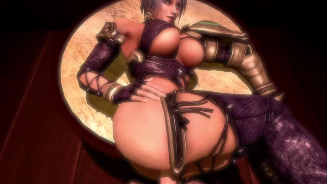 3D Animated Ivy_Valentine Soul_Calibur Sound Willy_Wanker noname55 // 1280x720 // 7.6MB // webm