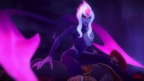3D Animated Evelynn League_of_Legends Rexxcraft Sound // 1280x720 // 1.7MB // mp4