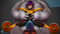 Big_Hero_6 GoGo_Tomago heightes // 1280x723 // 837.9KB // png