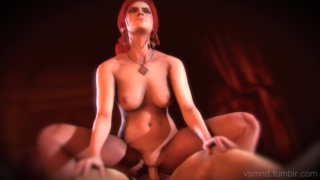 3d animated stripper in pink lingerie 6