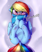 CaptainPudgeMuffin My_Little_Pony_Friendship_Is_Magic Rainbow_Dash // 819x1024 // 694.8KB // png