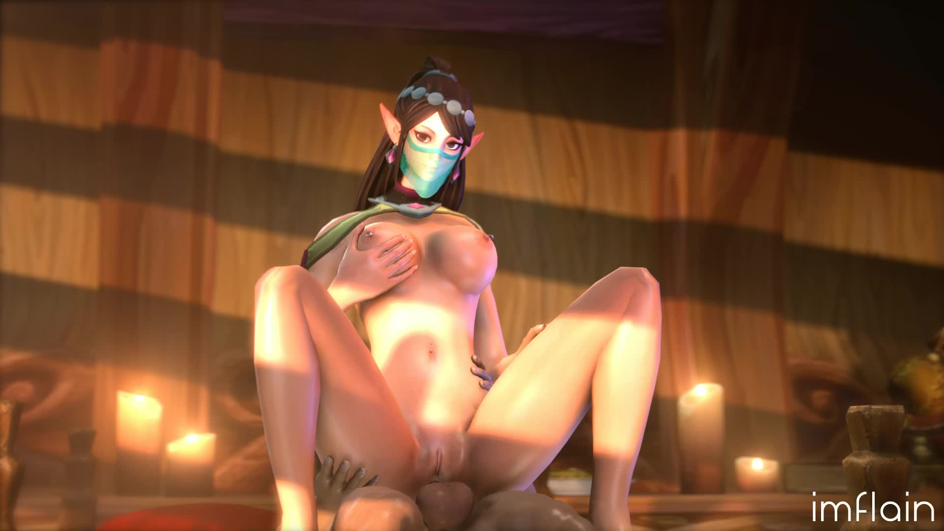 3D Animated Imflain Paladins Sound Source_Filmmaker ying // 1920x1080 // 13.8MB // webm