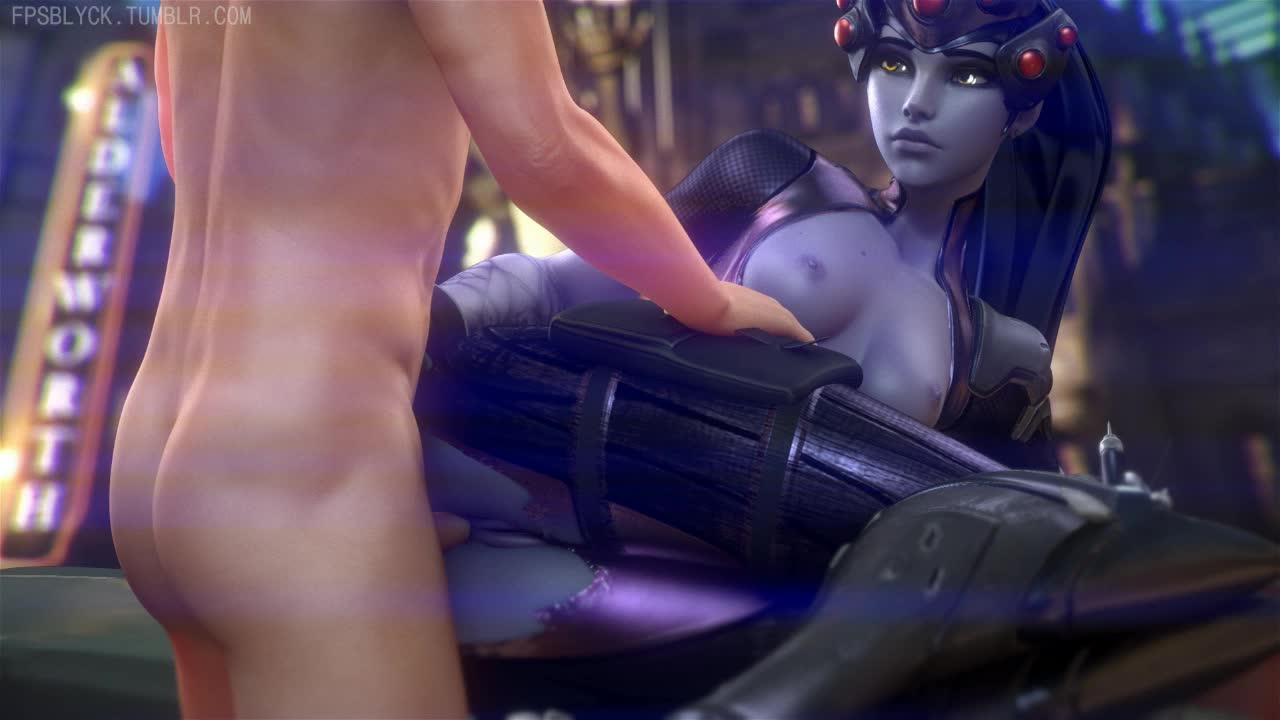 3D Animated Overwatch Sound Widowmaker fpsblyck // 1280x720 // 14.2MB // webm